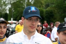 Photos du jour : Parade des pilotes du Mans