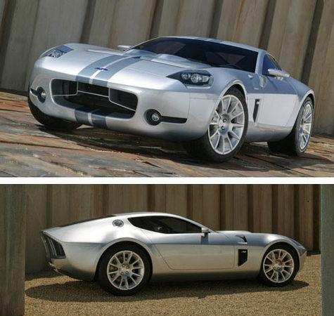 Ford Shelby GR-1 : le futur en marche