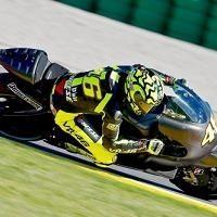 Moto GP - Ducati: L'avant de la Desmosedici a fait des misères à Valentino Rossi