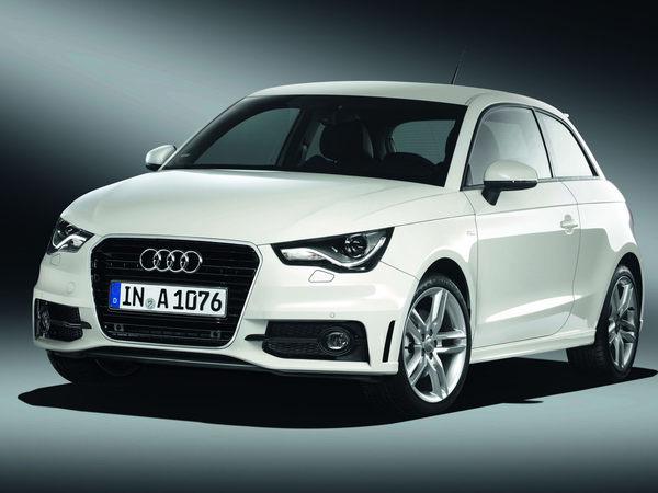 Mondial de Paris 2010 : Audi A1 1,4L TFSI, celle qui aurait dû s'appeler S1