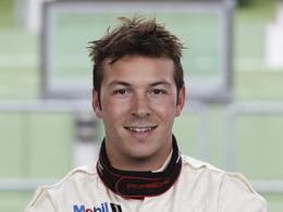 Jean-Karl Vernay en Porsche Supercup en 2013