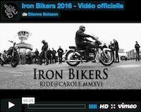 Iron Bikers 2017: rendez-vous à Carole les 22 et 23 avril prochain (vidéo)