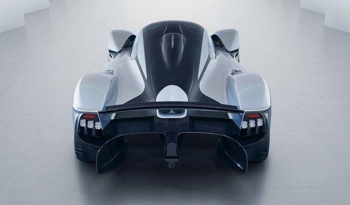 Aston Martin Valkyrie: 1000 ch, en atmosphérique ?