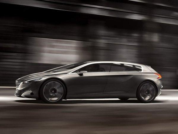Salon de Francfort 2011 - Peugeot HX1, 4 vidéos et 25 photos pour le découvrir