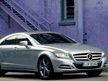 [Vidéo] Feu rouge pour la nouvelle Mercedes CLS