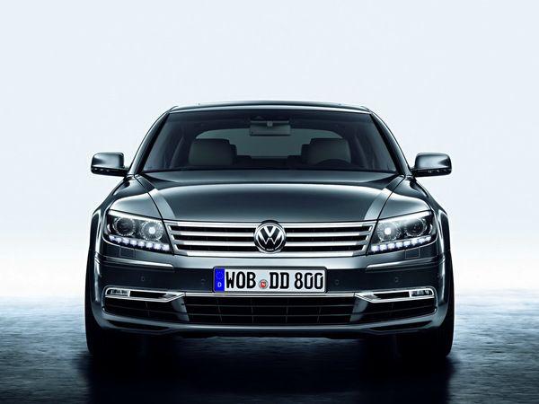 La prochaine Volkswagen Phaeton confirmée pour 2020