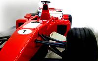 Une Formule 1 dans la chambre ...