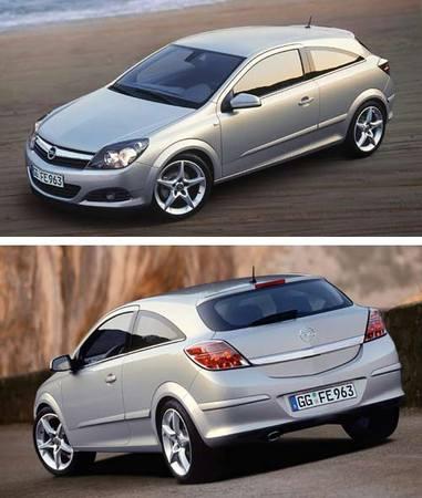 Astra GTC : un coupé au charme fou