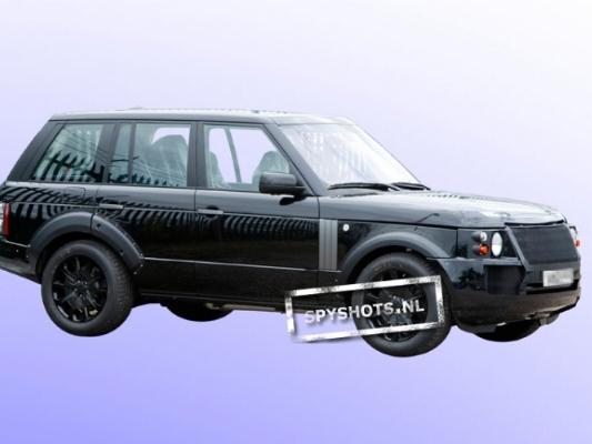 Spyshot : voici le prochain Land Rover Range Rover