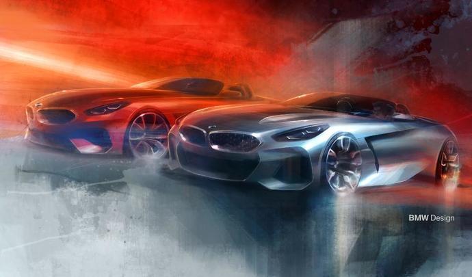 BMW : la Z4 aura droit à une édition de lancement