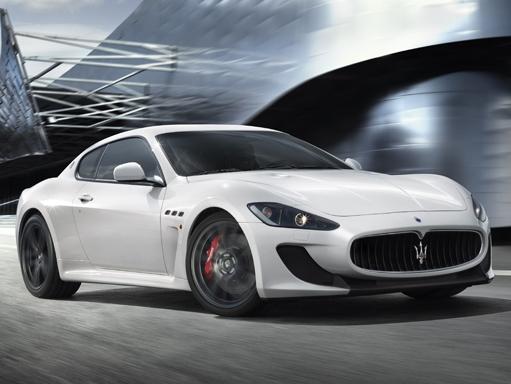 Maserati: au moins 2 coupés sportifs en préparation...