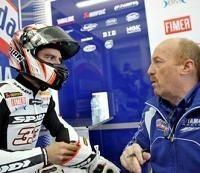 Superbike 2011: Marco Melandri a fait connaissance avec la Yamaha R1