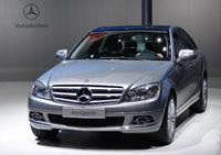 La Mercedes Classe C 320 cdi élue Voiture de PDG de l'année 2008