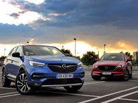 Comparatif - Opel Grandland X VS Mazda CX-5 : match des outsiders