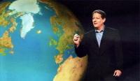 Al Gore : avant les concerts du Live Earth, un appel pour la protection de l'environnement !