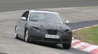Future Jaguar S-Type : elle roule !