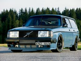 Volvo 245 Dl, le break moche qui arrache