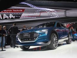 Audi en négociation avec d'autres constructeurs pour un réseau de bornes de recharge rapides