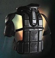 Le motard sous haute protection : le gilet Knox Warrior.