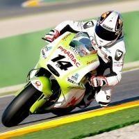 """Moto GP - Randy De Puniet: """" La transmission de puissance de la Ducati est très souple et j'ai une bonne maniabilité en entrée de virage"""""""