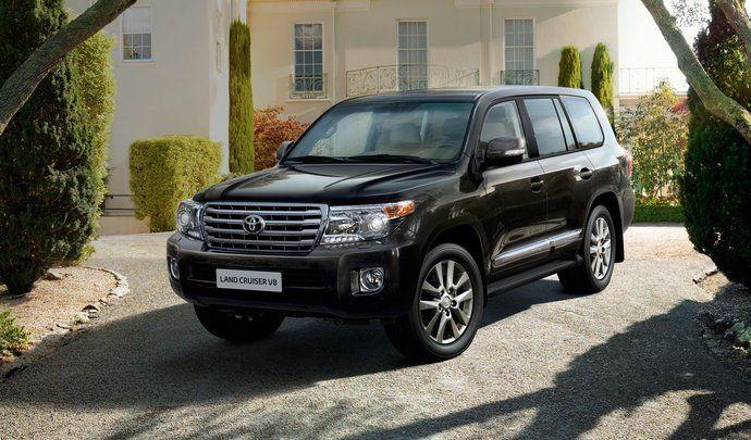 Toyota : le futur Land Cruiser se précise