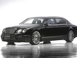 Bentley Continental Flying Black Bison Wald International, un peu mais c'est déjà trop