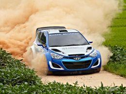 Premiers tours de roues pour la Hyundai i20 WRC (vidéo)