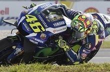 MotoGP - Tests Valence J.1 : Rossi déçu et battu