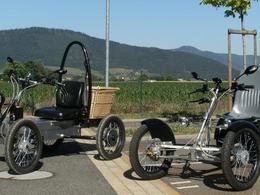 record distance voiture electrique