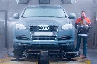 Audi souffle le chaud et le froid