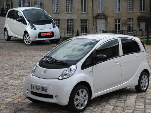 Essai vidéo - Citroën C-Zero/Peugeot Ion : 0 émission, 0 sensation 0 vente ?