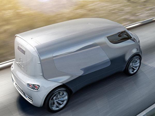 Salon de Francfort 2011 - Citroën Tubik officiel, toutes les infos et les photos HD