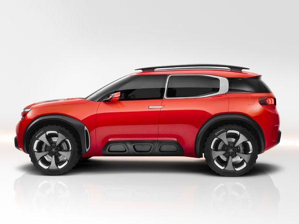 Citroën : un design original pour les futurs modèles