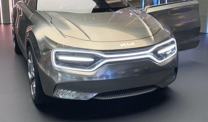 Kia : la prochaine électrique, un gros modèle d'après le concept Imagine
