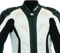 Blouson cuir Bering Venom: racing spirit.