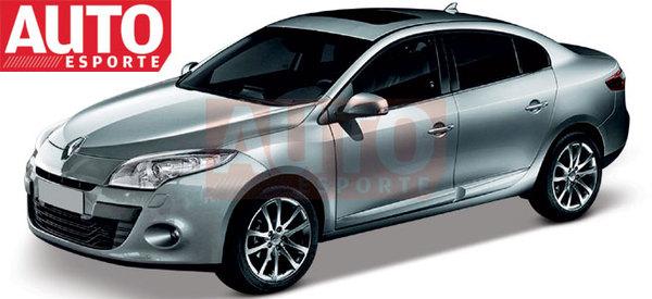 Future Renault Fluence : la Megane tricorps n'est plus Classic