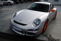 Photos du jour : Porsche 997 GT3 RS