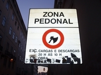 Anecdotes routières au Portugal (4/4): Le schmilblick.