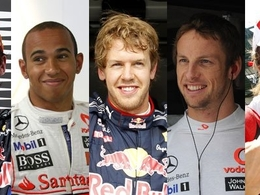 Cinq Grands Prix, cinq candidats au titre