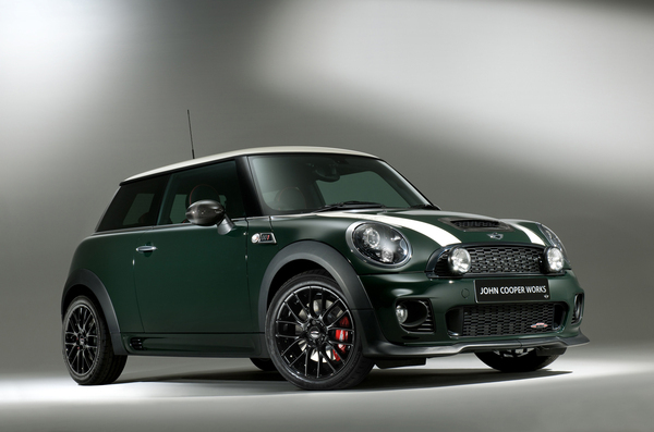 Officiel : Nouvelle MINI John Cooper Works World Championship 50