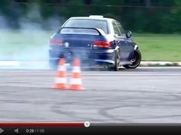 Swap insolite : un V10 BMW dans une... Subaru Impreza