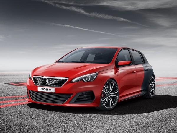 La Peugeot 308 R prévue pour 2015, le 2008 DKR pour plus tard ?