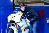 MotoGP - Tests Valence : Rins commence en se fracturant des vertèbres