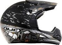 Nouveauté 2009: le casque cross HJC CS-X3