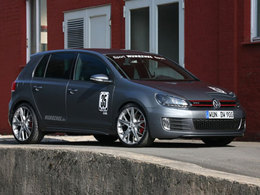 Golf 6 GTi Wunschel Sport, simple mais efficace