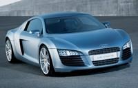 Audi R8 roadster pour 2008