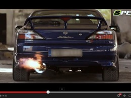 Vidéo - Nissan Silvia S15 RB26DETT N1 600 ch+ : belle mais pas très efficace