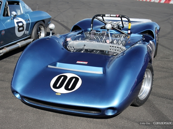 Photos du jour : Lola T70