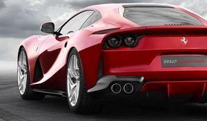 Des vols de Ferrari savamment orchestrés