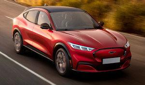 Les clients européens du SUV Mustang Mach-E livrés avant les Américains